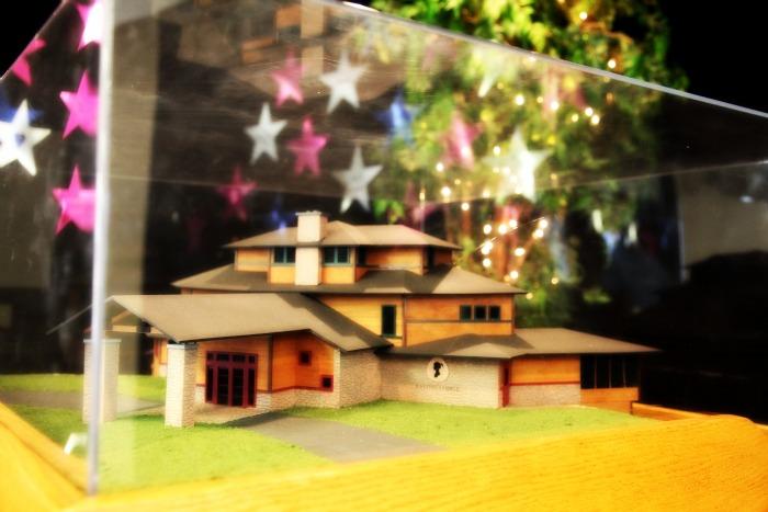faith's lodge and shining stars